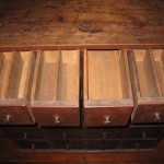 19th C. 32 Drawer Apothecary Cabinet With Original Finish