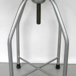 1940's Metal Medical Stool