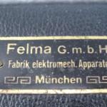 1930's Antique Felma Felmor German Violet Wand Quack Machine 222525