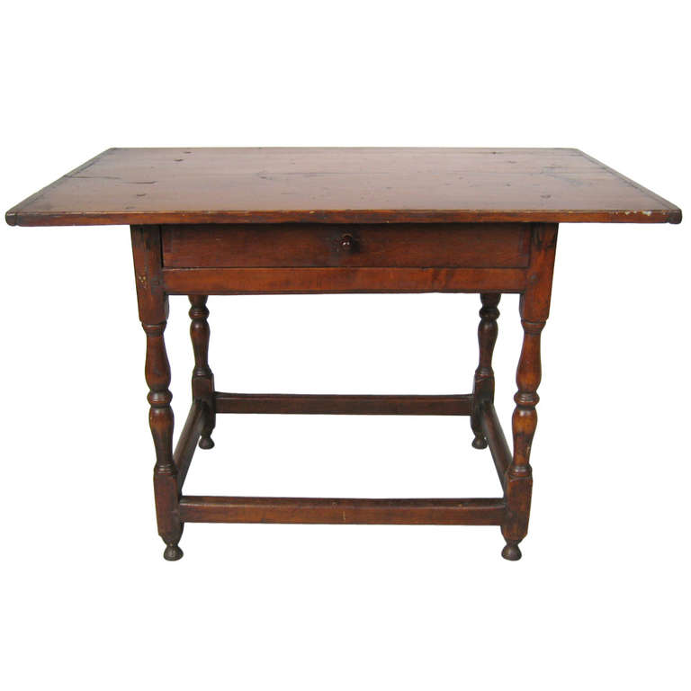 Early 1800's Tavern Table Pine