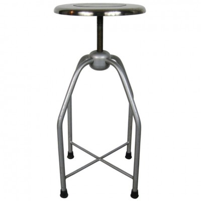 1940's Metal Medical Stool