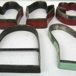 Mid-Century Industrial Glove Hand Mold/Cutter