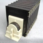 1940's Bakelite RCA Victor Book Radio Brown / white